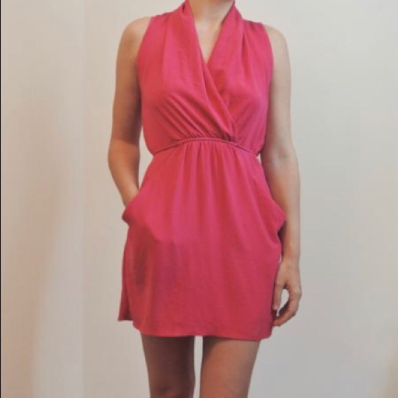 Wilfred Sabine dress size xs in coral